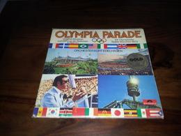 OLYMPIA PARADE - Disque 33t Vinyle Musique Des Cérémonie Jeux Olympiques Munich 1972 - Olympics