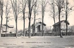 91   .   N° 201719    .     MONTGERON    .      RUE GISELLE - Montgeron