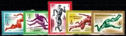 Sowjetunion Mi. Nr. 4921-4925 Postfrisch (5643) - 1923-1991 USSR