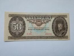 UNGHERIA 50 FORINT 1980 - Hungary
