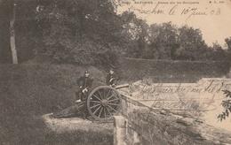 Canon Sur Les Remparts - Bayonne