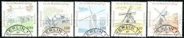BRD - Mi 1948 / 1952 -  OO Gestempelt (B) - Wasser- Und Windmühlen, Wohlfahrt 98 - BRD