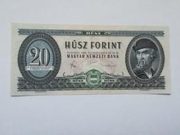 UNGHERIA 20 FORINT 1980 - Hungary
