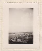 8AK4158 PHOTO AMATEUR 8 X 10.5 CM PORT EN ITALIE 1948 2 SCANS - Places