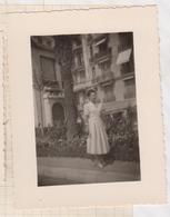 8AK4159 PHOTO AMATEUR 8 X 10.5 CM NICE 1948 2 SCANS - Lieux