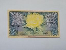 INDONESIA 5 RUPHIA 1959 - Indonésie