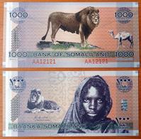 Somaliland 1000 Shillings 2006 UNC Radar 12121 - Autres - Afrique
