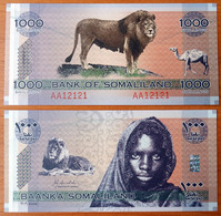 Somaliland 1000 Shillings 2006 UNC Radar 12121 - Billets