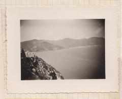 8AK4160 PHOTO AMATEUR 8 X 10.5 CM VUE DE NICE 1948 2 SCANS - Places