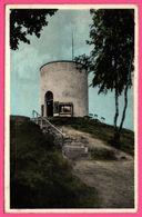 Cp Glacée - Mont De L'Enclus - Orroir - La Tour - De Toren - Edit. J. DEPOORTERE PROVOST - 1957 - Timbre BADEN POWELL - Mont-de-l'Enclus