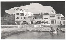 POSTAL    ALCAUFAR  -MENORCA  -VISTA PARCIAL - Mallorca