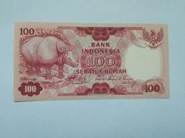 INDONESIA 100 RUPHIA 1977 - Indonésie