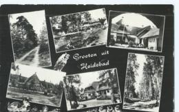 "Heidebad - Groeten Uit Heidebad - Vakantiecentrum "" Heidebad "" - 1975 - Epe"