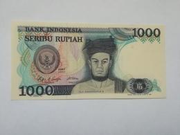 INDONESIA 1000 RUPIAH 1987 - Indonesia