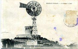 34 - Mauguio - Le Moteur à Vent. - Mauguio