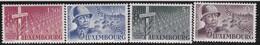 Luxembourg  .    Yvert     .    398/401       .    *     .   Neuf Avec Charniere  .  /   .  Mint-hinged - Luxemburg