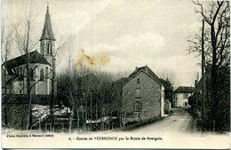 38 - Environs De Vézeronce Par La Route De Bourgoin. - Autres Communes