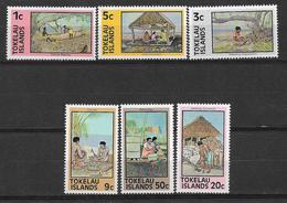 TOKELAU ISLAND   STAMPS SET MNH - Tokelau