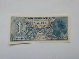 INDONESIA 1 RUPIAH 1956 - Indonesia