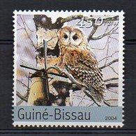GUINEA BISSAU. OWLS. MNH (2R2157) - Búhos, Lechuza