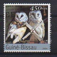 GUINEA BISSAU. OWLS. MNH (2R2201) - Hiboux & Chouettes