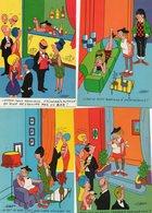 Illustrateur UBER - Lot De 10 Cartes - Autres Illustrateurs