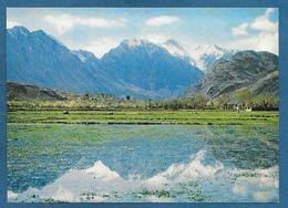 PAKISTAN INTERNATIONAL AIRLINES GILGIT VALLEY UNUSED - Pakistan
