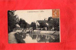 Carte Postale - GROSSOUVRE - D18 - L'Ecluse - France