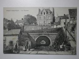 44 Pont Chateau, Le Tunnel (passage à Niveau) (7733) - Pontchâteau