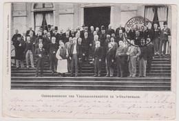 's-Gravenhage - Gedelegeerden Vredesconferentie - Den Haag ('s-Gravenhage)