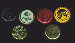 Capsule Cidre  - Cider Cap - From Romania - 6 Pieces - Other