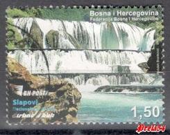 Bosnia Sarajevo - Strbacki Waterfall 2017 Used - Bosnie-Herzegovine