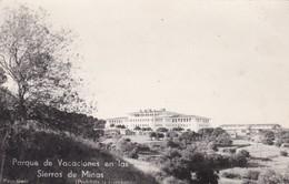 PARQUE DE VACACIONES EN LAS SIERRAS DE MINAS, URUGUAY. FOTO GOÑI. VOYAGEE CIRCA 1948- BLEUP - Uruguay