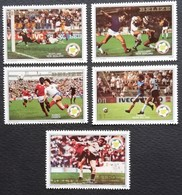 Belize  1982 World Cup Soccer Championship  Lot - Belize (1973-...)