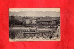 F1001 - Le VIVIERS - 73 - Le Port Sur Le Lac Du Bourget - Village De Terrenue - Autres Communes
