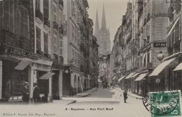 Rue Port-Neuf - Bayonne