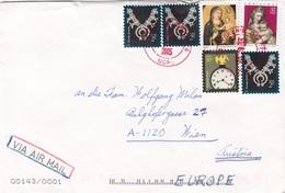 USA 2005 - 6 Fach Frankierung Auf LP-Brief … - Vereinigte Staaten