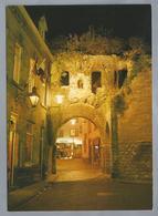 NL.- VALKENBURG. Limburg. Grendelpoort. Een Van De 2 Oude Stadspoorten Gezien Vanaf De Muntstraat. - Monumenten