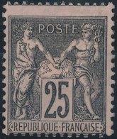 FRANCE - 1884 No 81 - 1876-1898 Sage (Type II)