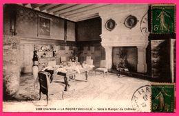 La Rochefoucauld - Salle à Manger Du Château - Phot. Edit. F. BRAUN - 1917 - France
