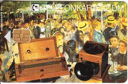 GERMANY - Old Telephone 1863(E 05), Tirage 30000, 08/92, Used - Telephones