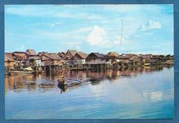 SINGAPORE HOUSES ON SLITS 1965 - Singapore