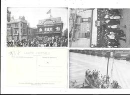11011 - Lot De 6 Cartes Photographie ARNAULT Les Sables D'olonne - Sables D'Olonne