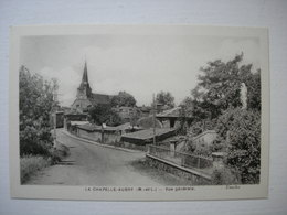 CPA La Chapelle-Aubry. Vue Générale - Andere Gemeenten