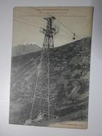 66 Amélie Les Bains, Un Des Pylones De La Ligne Aérienne Des Mines De Fer Valentin (7736) - Frankreich