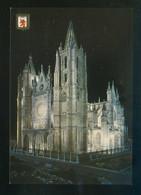 España. Ed. Fisa, 1ª Serie *Catedrales* Lote De 10 Diferentes. Nuevas. - Iglesias Y Catedrales