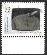 Canada  1992  -   YT 1278  -  Avec Feuille Hologramme - Ere  Spatiale -   Neuf Sans Gomme - 1952-.... Règne D'Elizabeth II