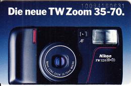 GERMANY(chip) - Nikon(K 101), Tirage 12000, 08/90, Mint - Germania