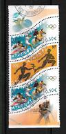 FRANCE 3686 Et P3686 Jeux Olympiques D'Athènes - France