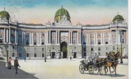 AK 0124  Wien - K. K. Hofburg Um 1912 - Wien Mitte